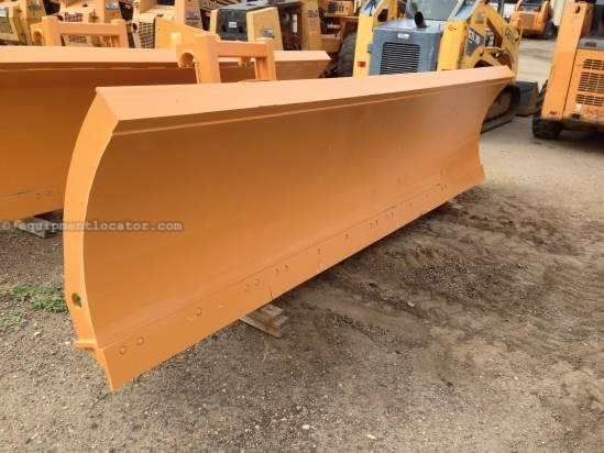 2012 Henke REL14, Henke 14 Foot Hydraulic Angle Snow Blade Snow Blade For Sale