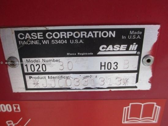 2003 Case IH 1020, 30', HHC, Fits 1688/2188/2366/2388 Header-Flex For Sale