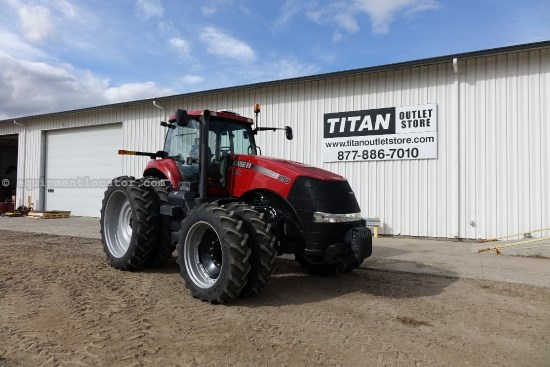 2012 Case IH Magnum 290, 1271 Hr, PS Trans, 5 Rem, 3PT,Qk Hitch Tractor For Sale