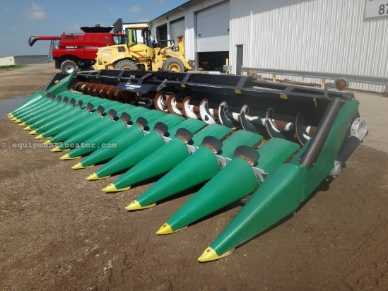 2006 Geringhoff RD1622 - 16R22, Chopping (9760,9860,9770,9870) Header-Corn For Sale