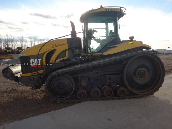 "2006 Challenger MT865B, 4483 Hr, PS Trans, 30"" Track, 510 HP Tractor For Sale"