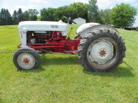 600 Ford Tractor Model : Ford tractor for sale at equipmentlocator