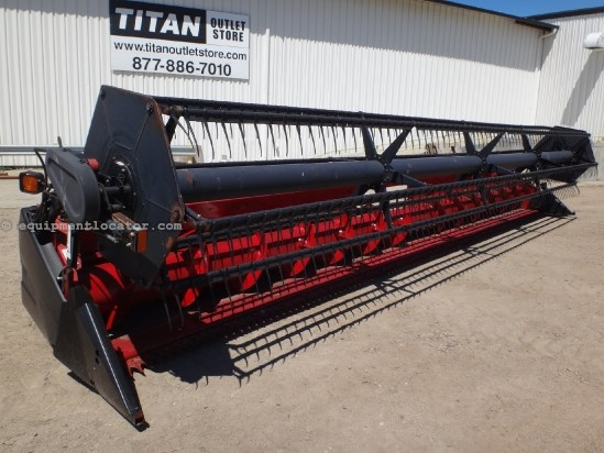 1997 Case IH 1020 - 30ft, AHHC (1680,1688,2188,2388,2588) Header-Flex For Sale