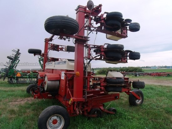 1997 Case IH 955, 12R30, Vert Fold, Markers, Air Metering, 3 Pt Planter For Sale