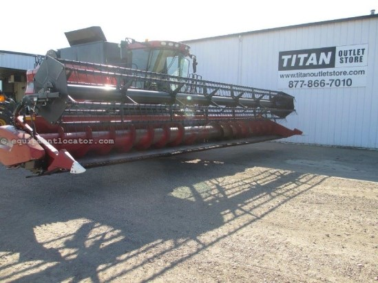 2007 Case IH 2020,35',FT,HHC,Fore/Aft,7088/7010/8010/7120/8120 Header-Flex For Sale