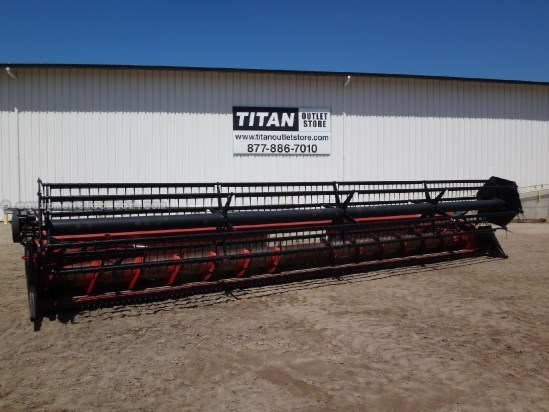 1995 Case IH 1020 - 30 ft, AHHC (1680,1688,2188,2388,2588) Header-Flex For Sale