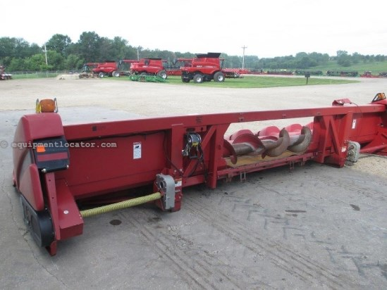 2001 Case IH 2208, 8R30, Knife Rolls, 2166/2366/2188/2388 Header-Corn For Sale