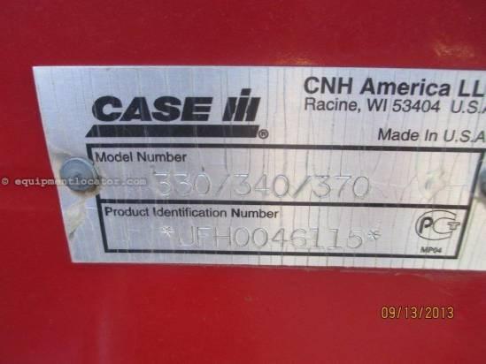 2010 Case IH RMX330, 34', Cushion Gang, Baskets, Hyd Leveling Disk Harrow For Sale