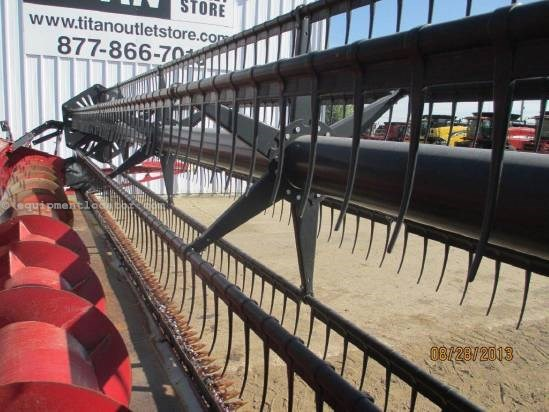 1996 Case IH 1020, 25',(2166/2188/2366/2388), FT, HHC Header-Flex For Sale
