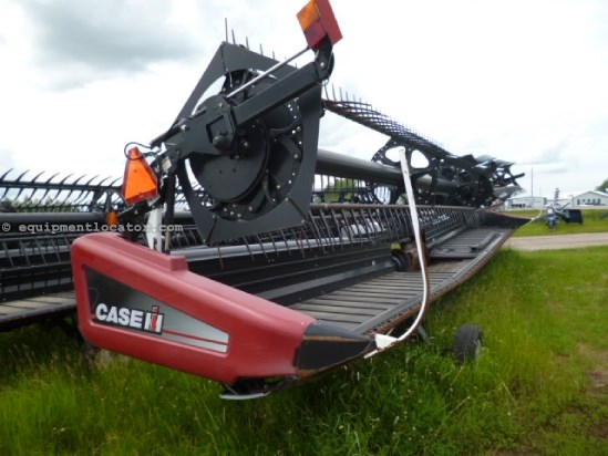 2011 Case IH 2162, 40 Ft, FT, Poly,7120/7130/8010/8120/8130  Header-Draper For Sale