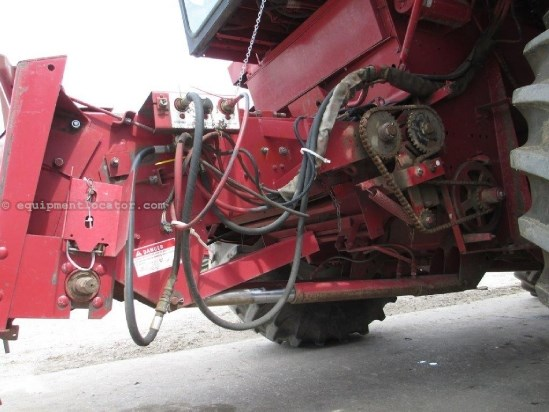 1992 Case IH 1660, 3058 Sep Hr, AHH, Fore/Aft, Rotary Sep Combine For Sale