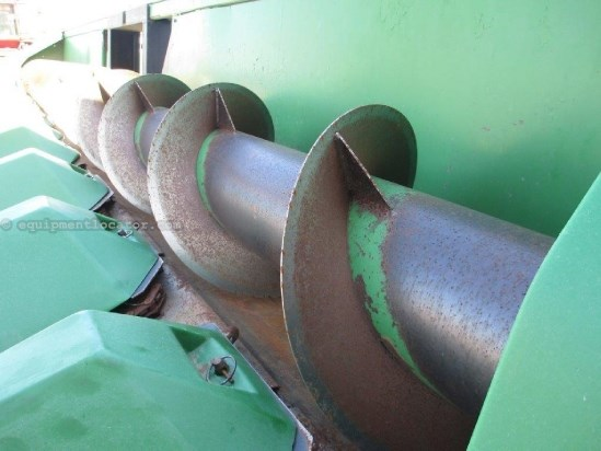 1981 John Deere 1243, 12R22, Knife Rolls, 8820/7720  Header-Corn For Sale
