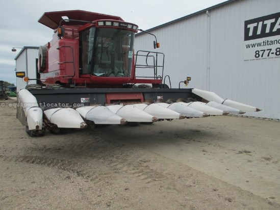 2004 Harvestec 830, UPTIME READY!, 8R30, 2188/2388/2577/2377 Header-Corn For Sale