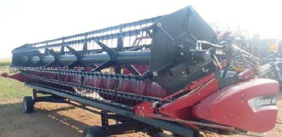2003 Case IH 2020, 30', Full Finger Auger, 6088/7088/7010/8010 Header-Flex For Sale