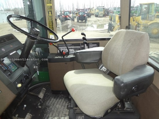 1990 John Deere 8760 - 6118 hrs, 18.4R42 Triples, 3 hyd Tractor For Sale