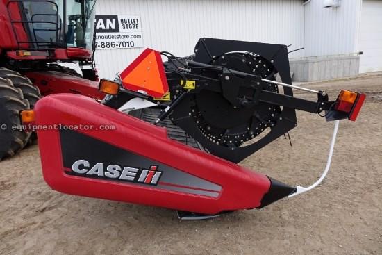 2012 Case IH 2162, 35Ft, FT, Poly, Transport, 7120/7130/8010 Header-Draper For Sale