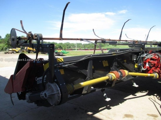 2008 Geringhoff RD1230, 12R30,Contou,Hyd Deck Plts, 7010/8010/7088 Header-Corn For Sale