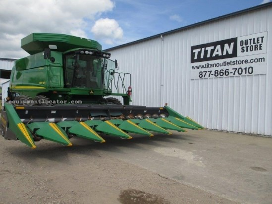 2008 Drago 836, 8R36,Chopping, 9660/9760/9860/9670/9770/9870 Header-Corn For Sale