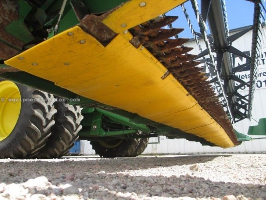 2000 John Deere 930F, 30', Contour, 8820/9600/9610 Header-Flex For Sale