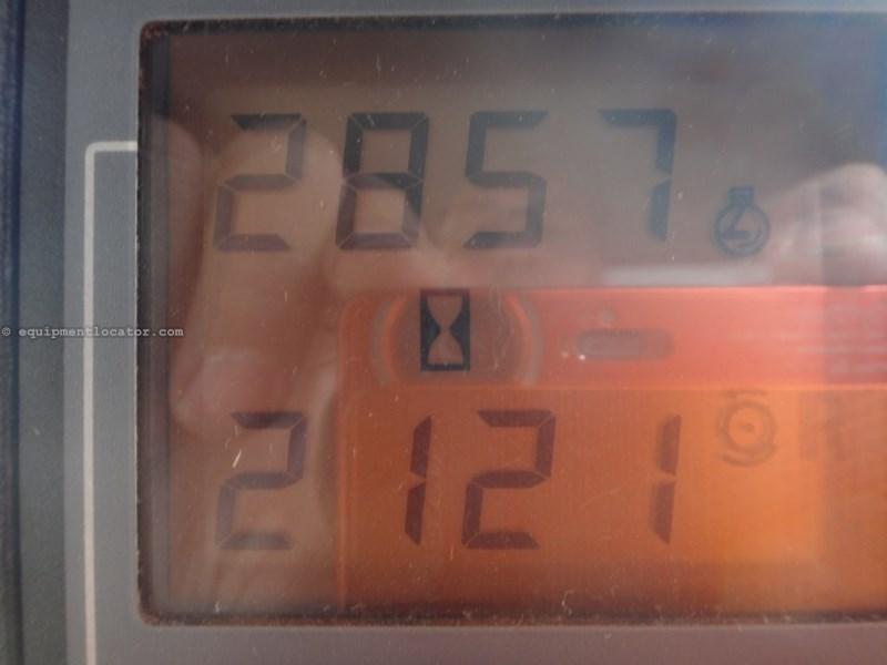 2001 Case IH 2388, 2121 Sep Hr, RT, RWA, Dlx Cab Combine For Sale