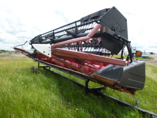 2000 Case IH 1020, 25 Ft, Poly, Full Finger,2166/2188/2366/2388 Header-Flex For Sale
