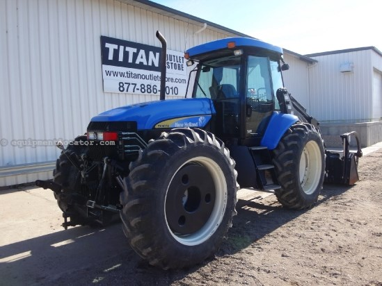 2009 New Holland TV6070 - 2758 hrs, Grple, Frt 3pt - PTO, Rr - PTO Tractor For Sale