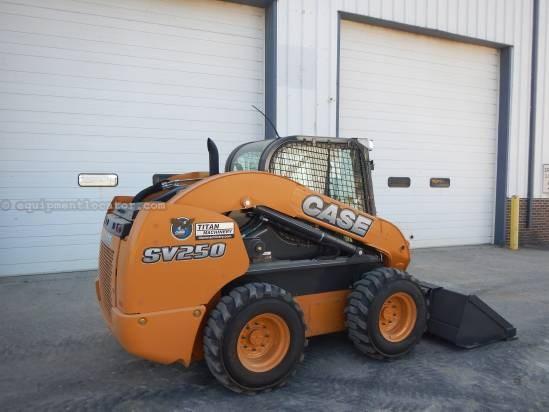 2013 Case SV250 Skid Steer For Sale