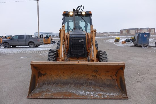 2009 Case 580SM3, Powershift Transmission, Ride Control Loader Backhoe For Sale