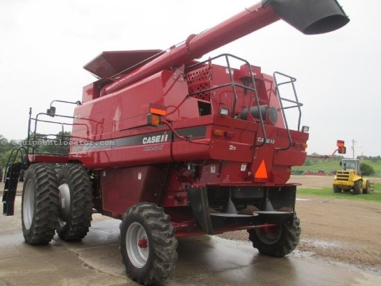 2007 Case IH 2577, UPTIME READY!, 1276 Sep Hr, FT, RT, Chop,  Combine For Sale