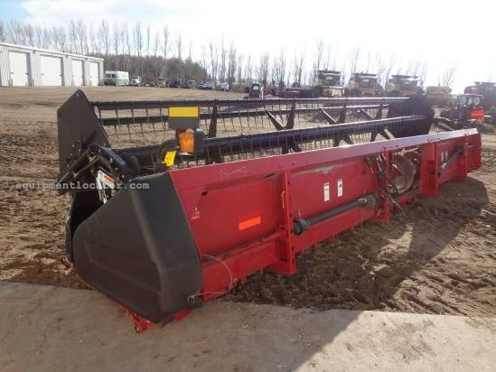 2004 Case IH 1020 - 25', AHHC (1666,1688,2166,2366,2388) Header-Flex For Sale