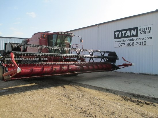 2006 Case IH 1020, 30', Contour, Fits 1688/2188/2366/2388 Header-Flex For Sale