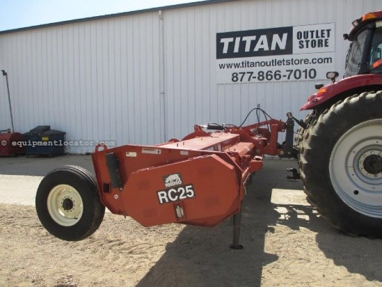 2010 Rhino RC25, 25', 3 Pt, Y Blades, 1 3/4 1000 PTO Stalk Chopper For Sale