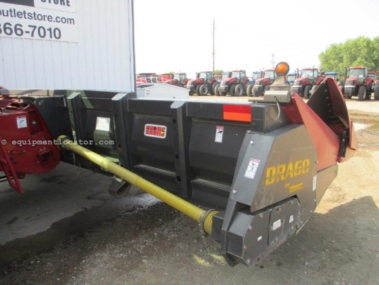 2008 Drago 836, 8R36, Knife Rolls, 2188/2388/2588 Header-Corn For Sale