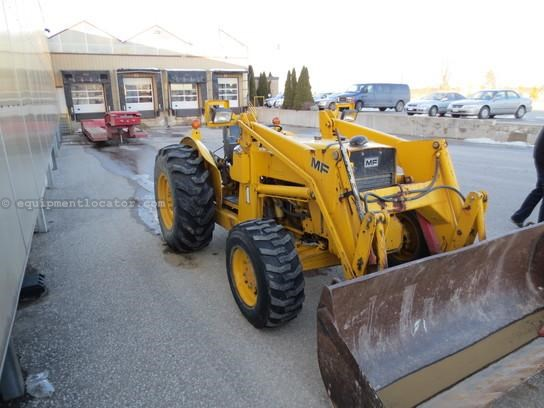 1986 massey ferguson 40e tractor for sale at equipmentlocator com rh equipmentlocator com