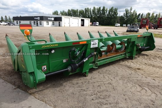 2009 John Deere 608C - 8R30, Contour (9660,9760,9860,9670,9770) Header-Corn For Sale