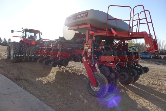 2010 Case IH 1250, 16R30, BULK FILL, LIQUID FERT, WING WEIGHTS Planter For Sale