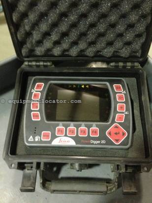 2010 Leica 1300, Power Digger, 2D Exc Machine Control GPS System For Sale