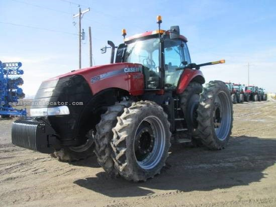 2011 Case IH Magnum MX290 - 1703 hrs, 23 spd Creeper, High Flow Tractor For Sale
