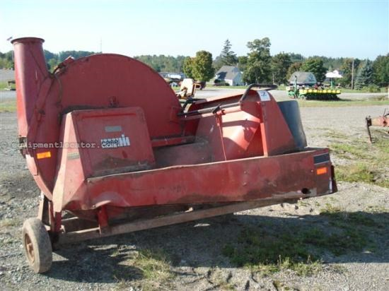 Forage Blower For Sale:  Case IH 600