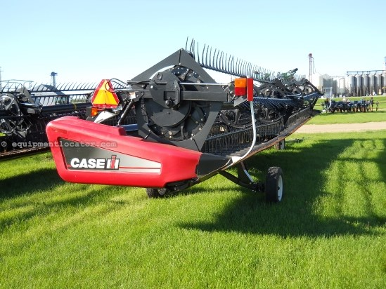 2009 Case IH 2162, 40Ft, FT, 7120/7130/8010/8120/8130 Header-Draper For Sale