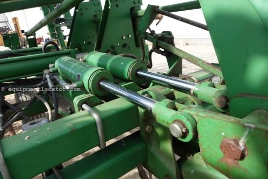 2009 John Deere 2210, 56', 3 Bar Harrow,Single PT Depth Control  Field Cultivator For Sale