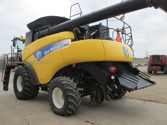 2009 New Holland CR9060, UPTIME READY, 766 Sep Hrs, Warranty* Combine For Sale