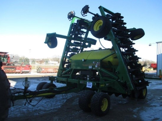 "2008 John Deere 1990, 40', UPTIME READY!, 15"" Spacing, Markers Air Drill For Sale"