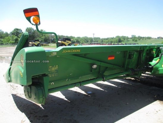2005 John Deere 1293,12R30,Contour,Poly,50/60/70 Series Header-Corn For Sale