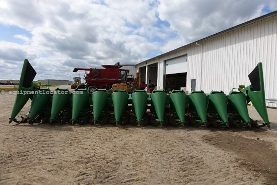 2004 John Deere 1293, 12R30, Contour, 9760/9770/9860/9870 Header-Corn For Sale