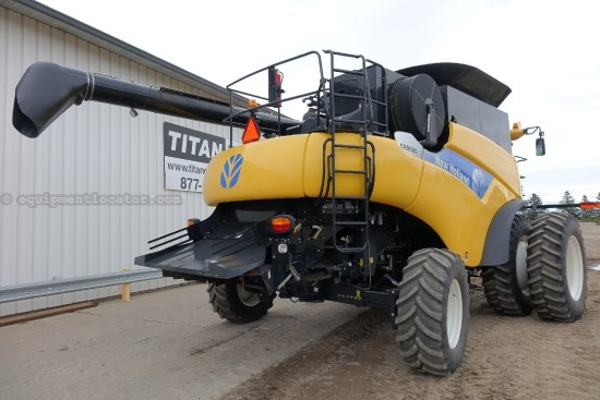 2008 New Holland CR9060, 790 Sep Hr,UPTIME Ready,Warranty*,RT,RWA Combine For Sale