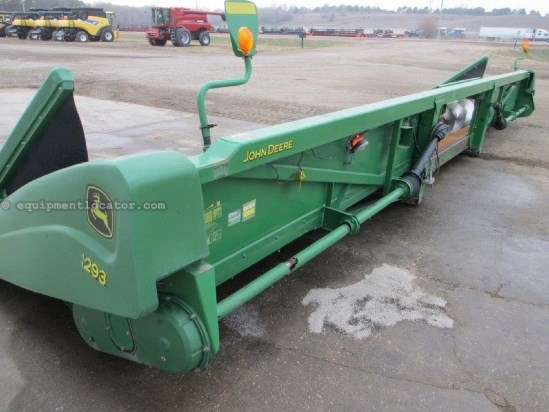 2005 John Deere 1293, 12R30, Fits 50/60/70 Series Header-Corn For Sale