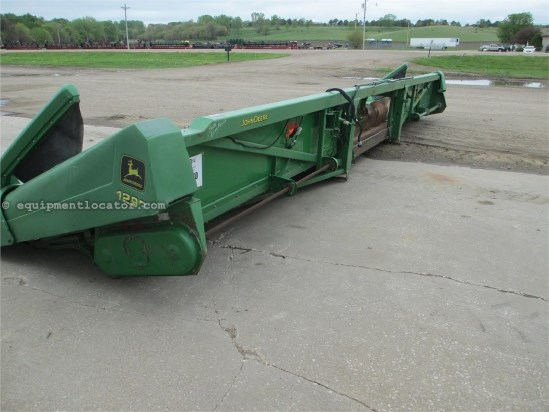 2002 John Deere 1293,12R30, Fits 50/60/70 series Header-Corn For Sale