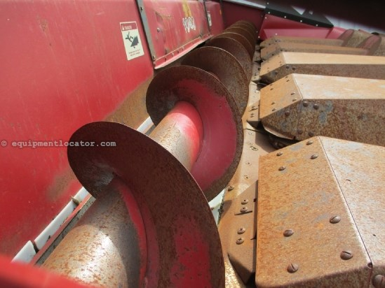 1990 Case IH 1063, 6R30, Fits 1660/1680/2166/2366 Header-Corn For Sale