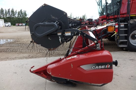 2009 Case IH 2020, 35Ft, FT, Fore/Aft, 7088/7010/8010/7120/8120 Header-Flex For Sale